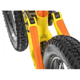 Mondraker Foxy Carbon RR 29 MTB Full Suspension yellow/orange
